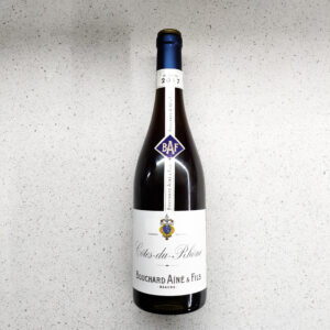 Bouchard Aine et Fils, Cotes-du-Rhone АОC 2017 красное сухое обзор вина