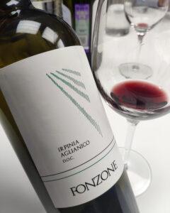Обзор вина Fonzone Irpinia Aglianico, 2015