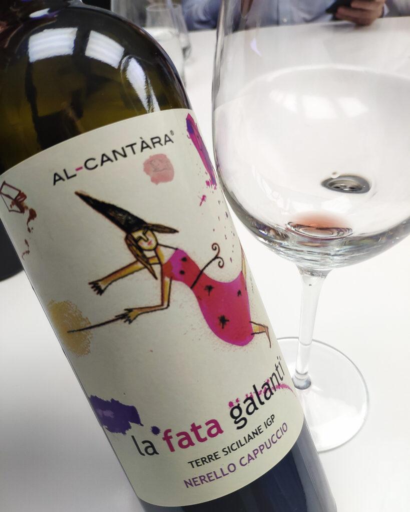 Обзор вина Al-Cantara La fata galanti Terre Siciliane, 2015