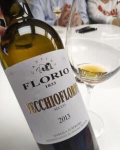 Duca di Salaparuta Vecchio Florio Secco, 2013 обзор вина
