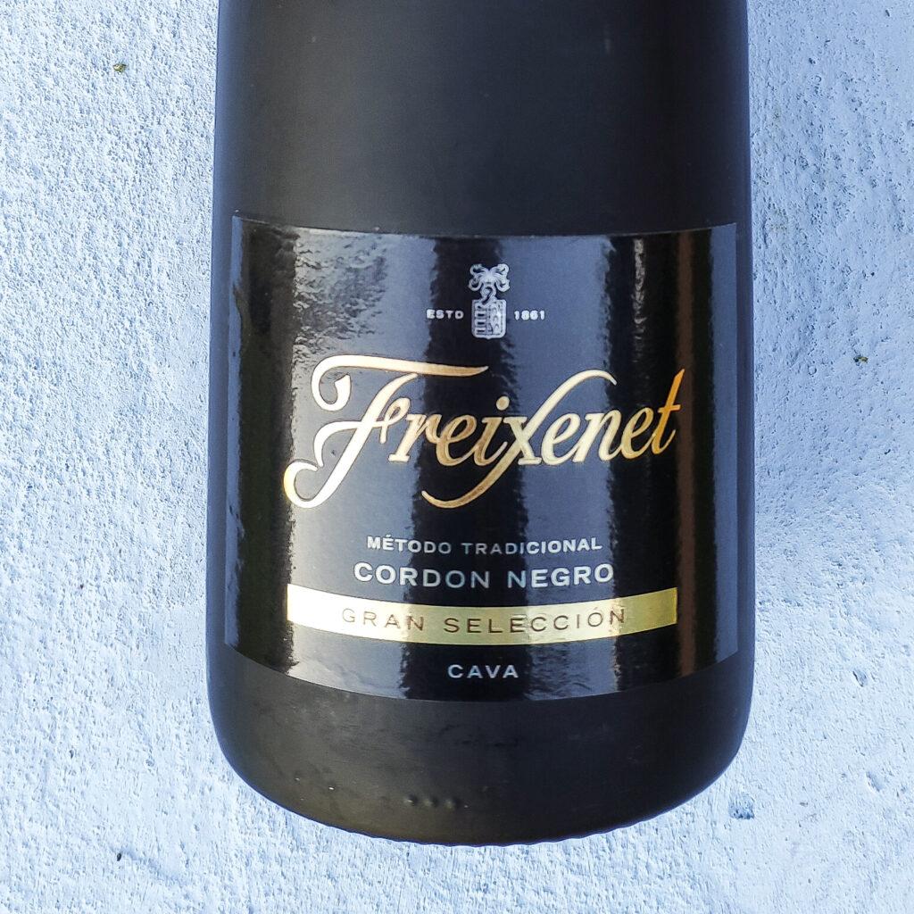 отзыв о каве Freixenet Cordón Negro Gran Seleccion