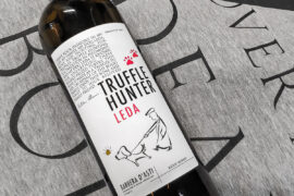 Обзор вина Truffle Hunter Leda Barbera d'Asti, 2018