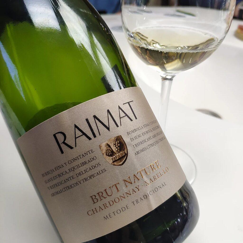 отзыв о каве Raimat Chardonnay Xarel-lo Brut Nature