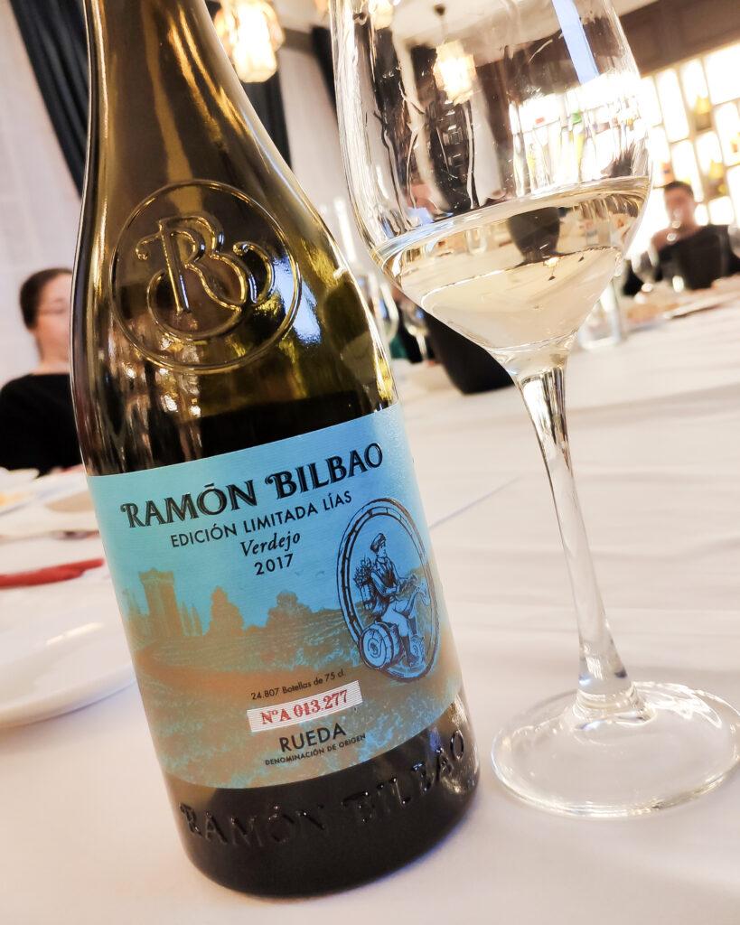 Обзор и отзыв на вино Ramon Bilbao, «Edicion Limitada» Verdejo