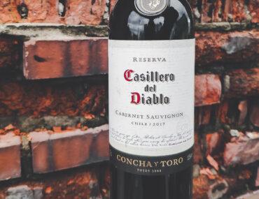 Обзор вина Casillero del Diablo Cabernet Sauvignon Reserva, 2017 красное сухое