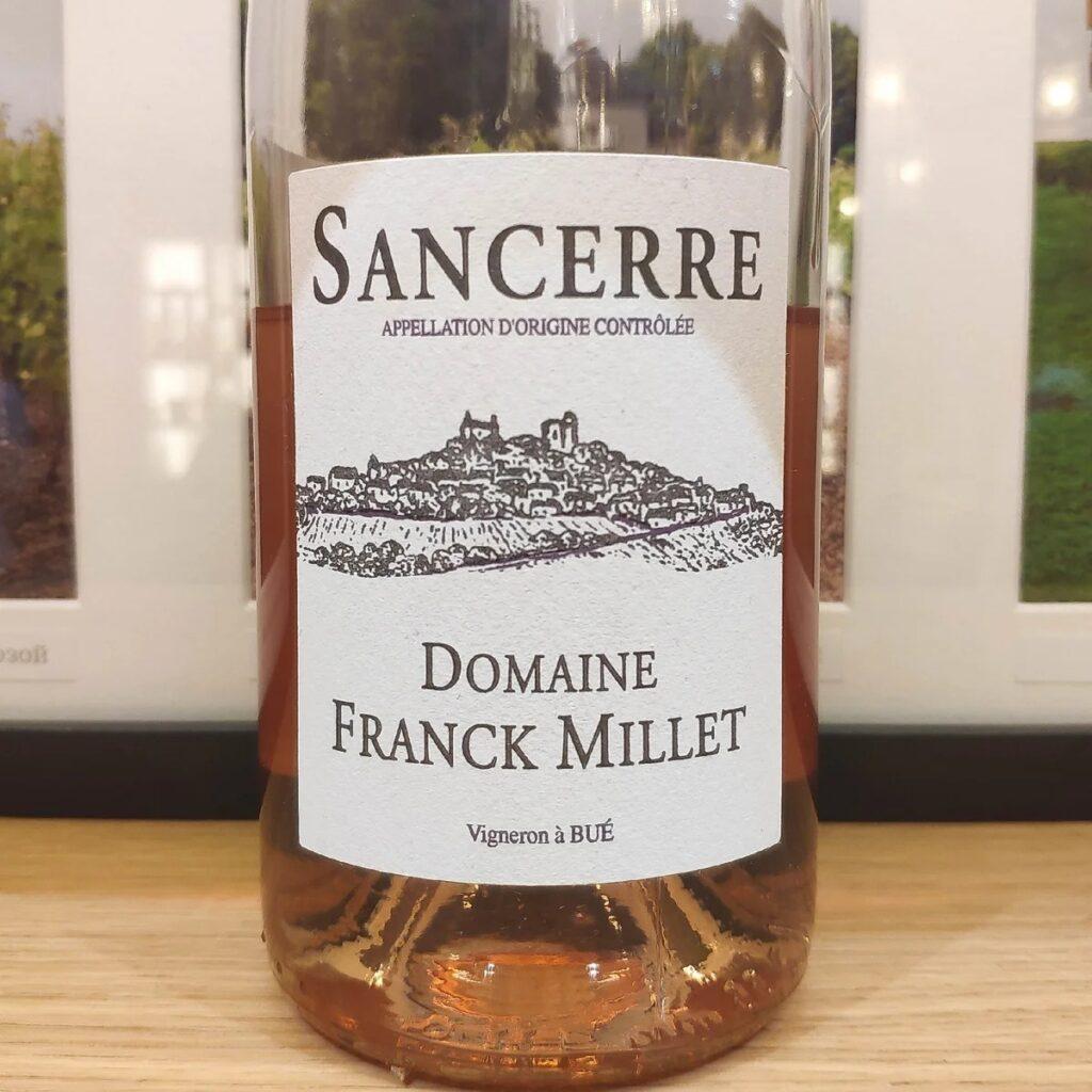 Розовое вино Domaine Franck Millet отзыв