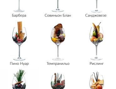 Ароматы вина