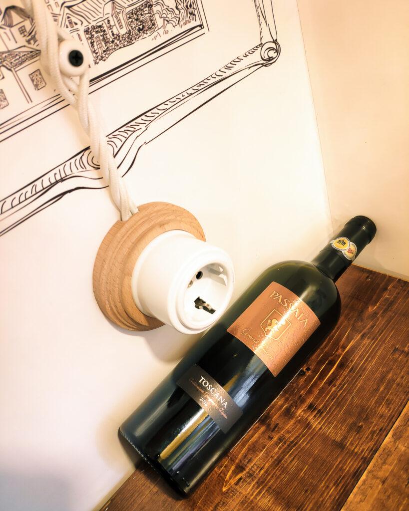 Отзыв на вино Passaia Grand Tuscan IGT, 2016
