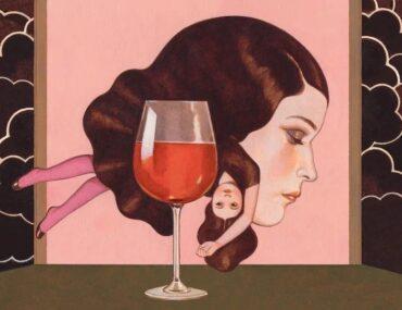 Типичный любитель вина, когда он думает, что начал немного разбираться