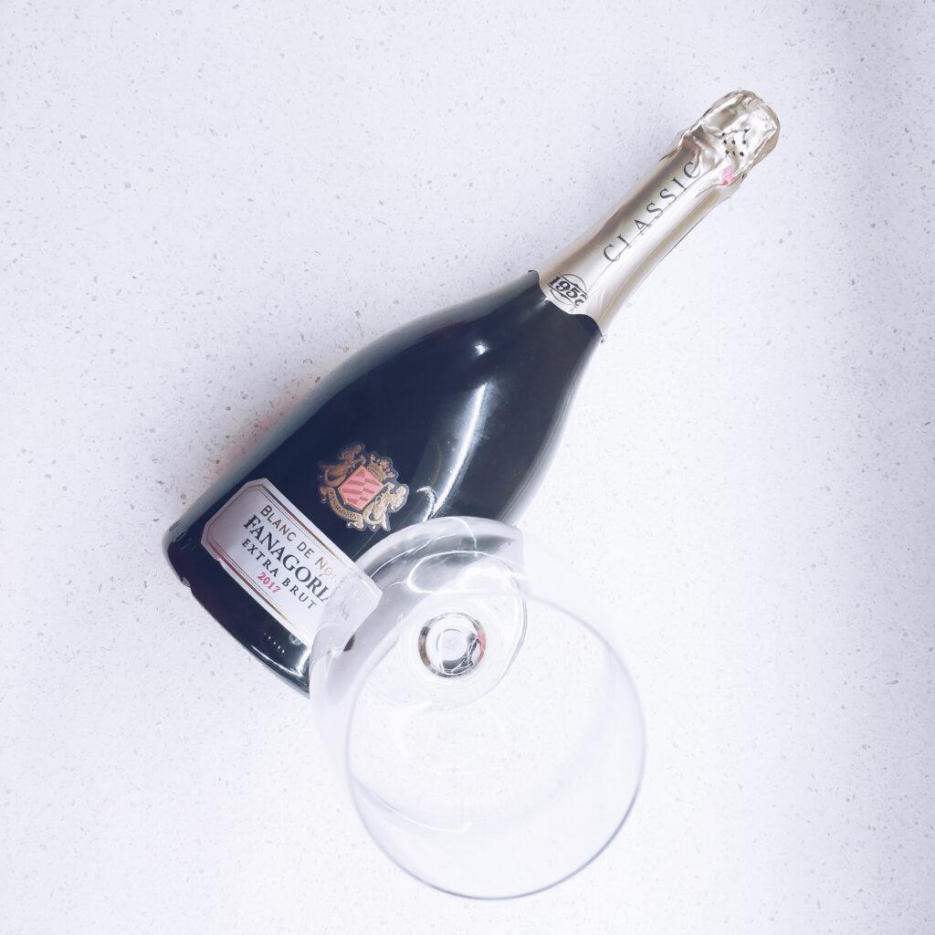 отзыв на вино Фанагория Экстра-брют Блан де Нуар Менье, 2017
