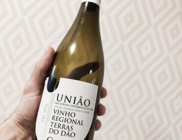 Отзыв на вино Uniao Vinho Regional Terras Do Dao, 2017