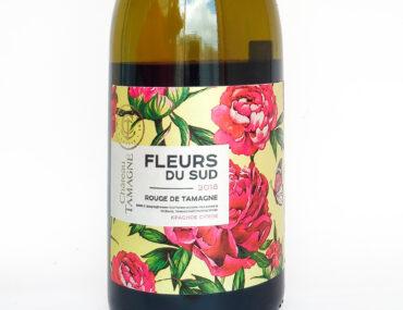 Обзор на вино Chateau Tamagne Fleurs de Sud Rouge, 2018