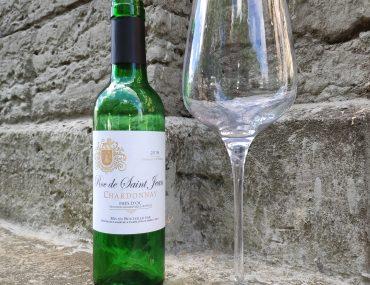 Roc de Saint Jean Chardonnay, 2018 белое сухое
