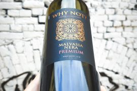 Обзор вина Why Not? Premium Malvasia Nera