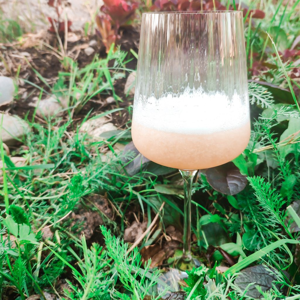 коктейль с вином Беллини