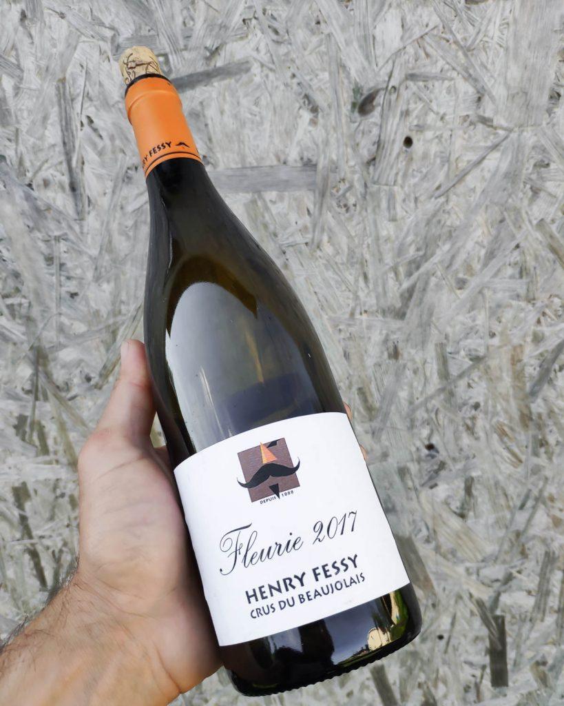 Отзыв на вино Henry Fessy Fleurie, 2017