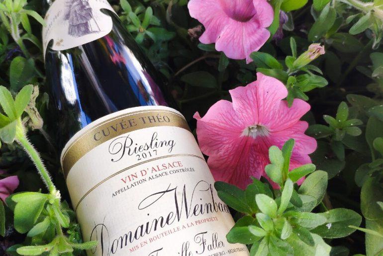 Вино Domaine Weinbach Riesling Cuvee Theo 2017
