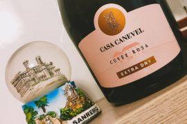 Casa Canevel Cuvee Rosa