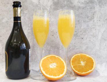 Рецепт коктейля мимоза