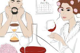 аэрация вина