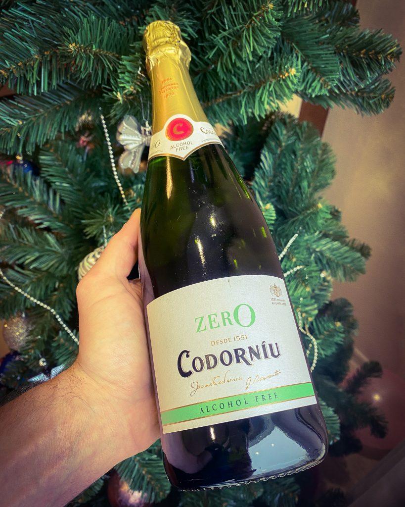 Codorniu Zero - безалкогольное вино