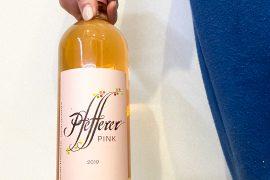 Обзор розового вина Pfefferer Pink, Colterenzio, 2019