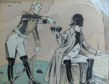 какое вино любил Наполеон