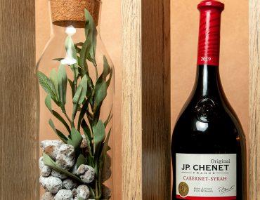 Вино JP. Chenet Original Cabernet — Syrah, 2019