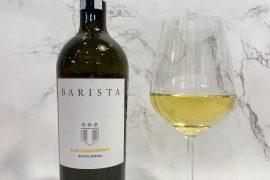 Barista Chardonnay вино