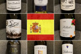 Испанские вина - не только из Риохи!