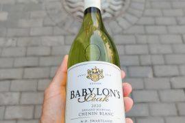 Вино Babylon's Peak, Chenin Blanc, 2020