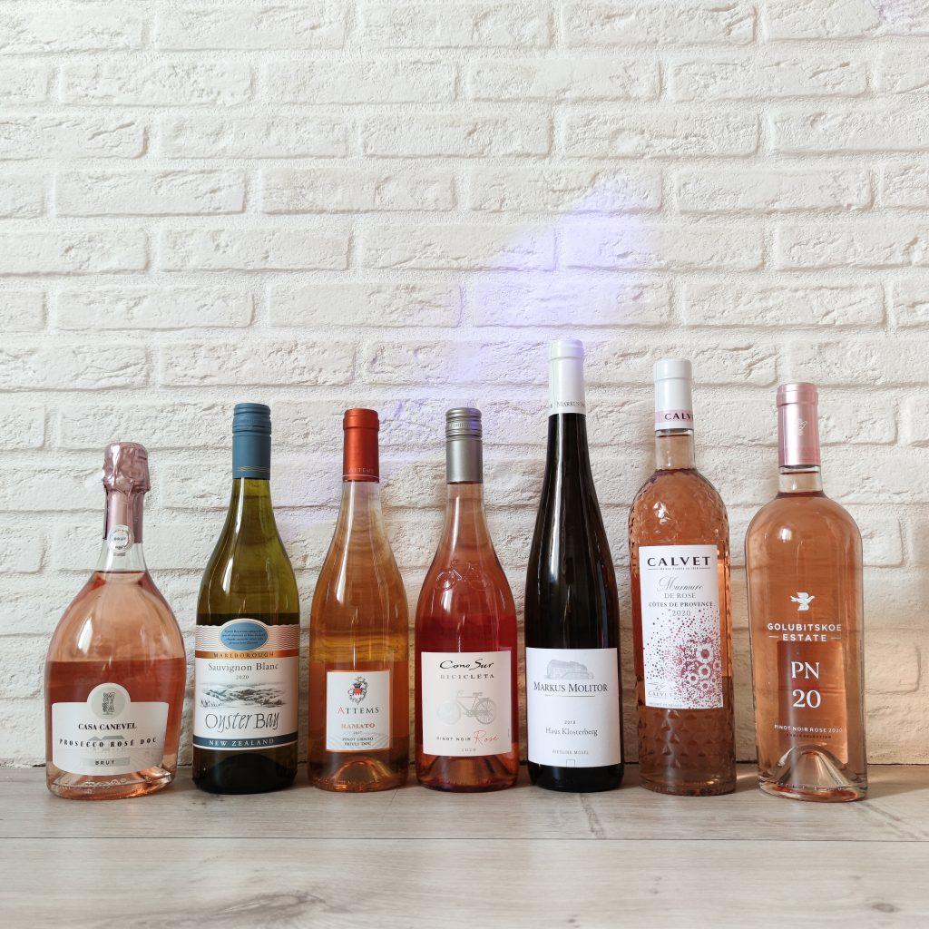 Какое вино взять в ВинЛабе на лето?