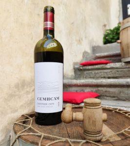 Отзыв на вино Шумринка, Семисам Саперави-Сира, 2018
