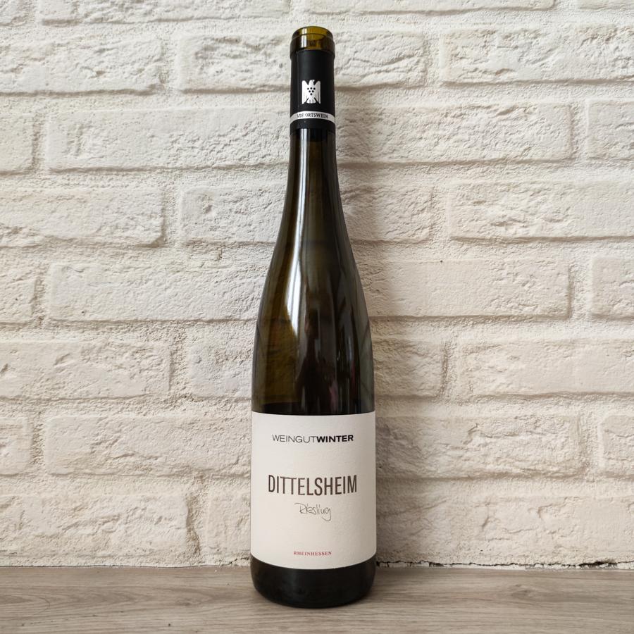 Weingut Winter Dittelsheim Riesling, 2017